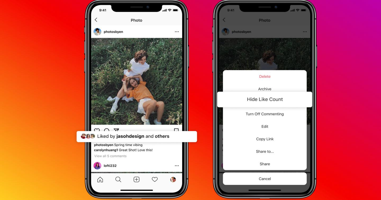 Facebook ra mắt tính năng ẩn số lượt thích trên Facebook và Instagram, cho phép mọi người có nhiều quyền kiểm soát hơn