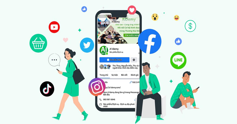 """Các xu hướng """"Social Commerce"""" hàng đầu cho năm 2021 cần theo dõi"""