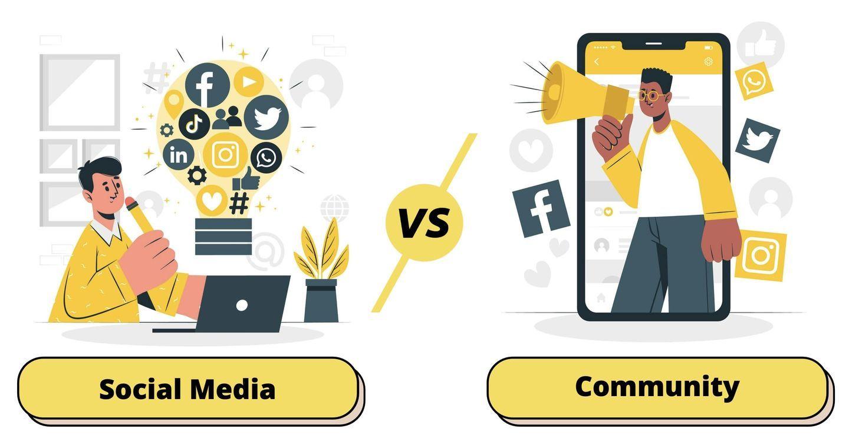 Quản lý Social Media và quản lý Community: Họ là ai và có những điểm gì khác biệt?