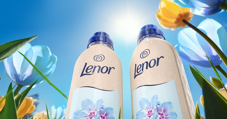 Procter & Gamble công bố thí điểm chai giấy Lenor và tham gia vào cộng đồng Paboco các thương hiệu tiên phong