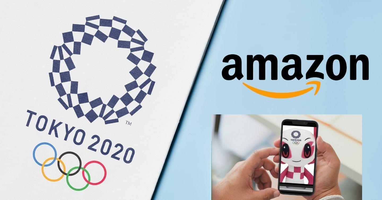 Olympic Tokyo 2020 thúc đẩy kinh doanh merchandise trên Amazon như thế nào?