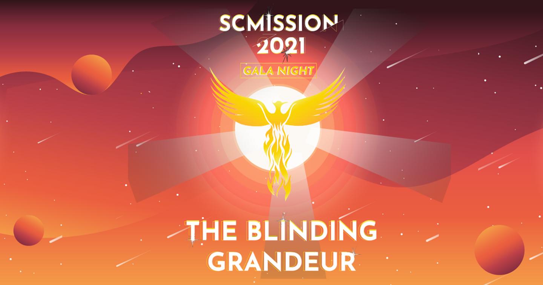 THÔNG TIN CHI TIẾT ĐÊM GALA CHUNG KẾT SCMISSION 2021