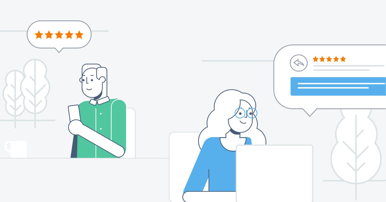 5 chiến thuật để có được đánh giá tích cực của khách hàng