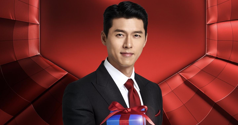 Lazada công bố Hyun Bin là Đại sứ thương hiệu khu vực Đông Nam Á đầu tiên của LazMall
