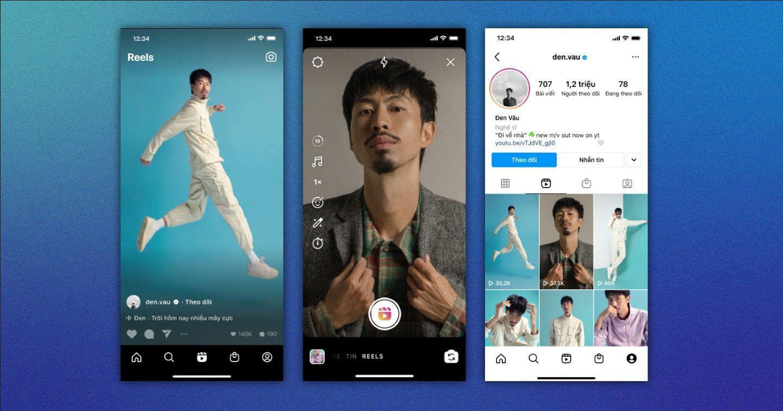 """Tính năng """"Reels"""" trên Instagram chính thức ra mắt tại Việt Nam"""