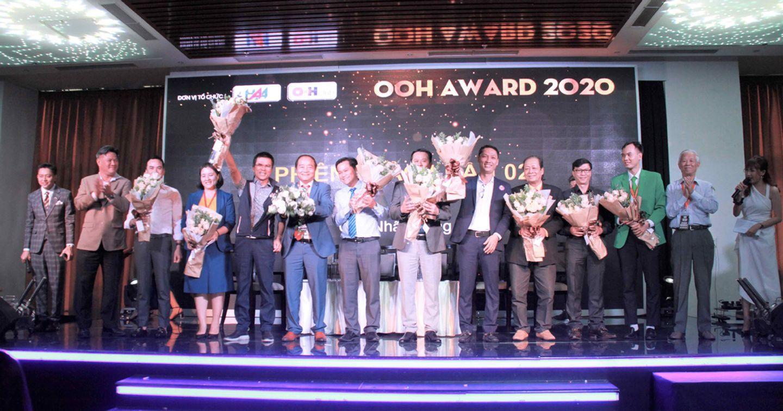 Lễ trao giải quảng cáo ngoài trời OOH Award 2020 - Thành công vượt bậc