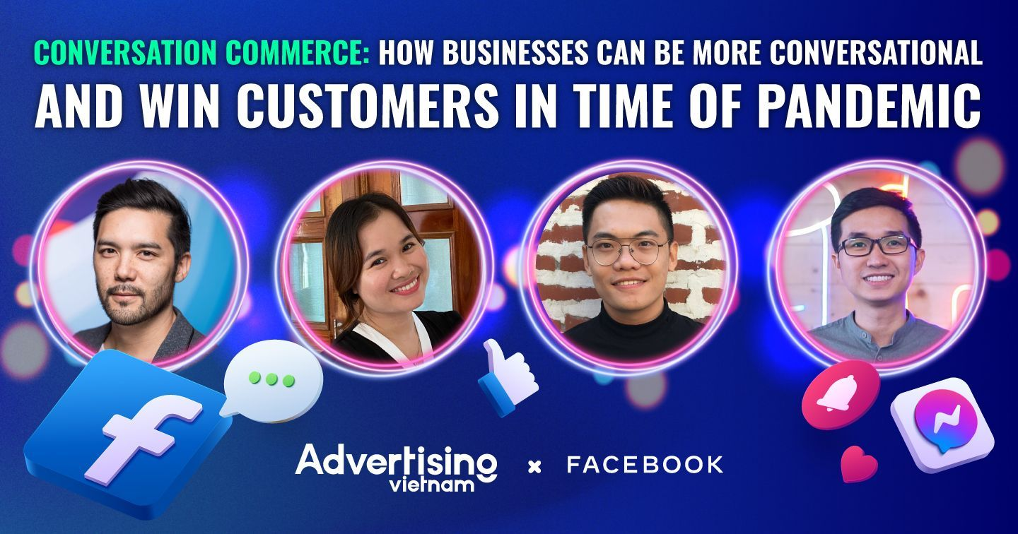 Conversation Commerce: How businesses can be more conversational and win customers in time of pandemic