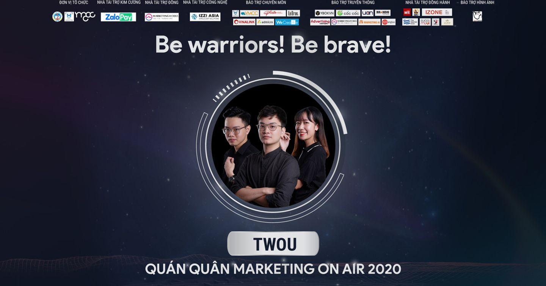 """Quán Quân Marketing On Air 2020 """"Bật Mí"""" Cách Chinh Phục Các Cuộc Thi Marketing"""