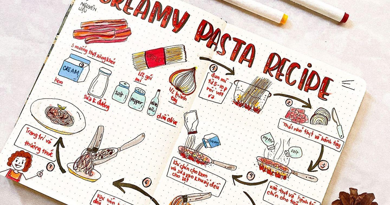 Sketchnotes: cách ghi chép thú vị dành cho dân sáng tạo