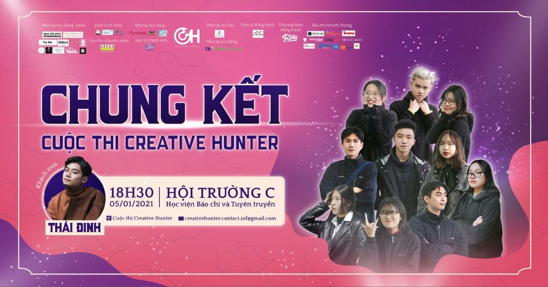 """Ngôi Vị """"Thí Sinh Được Yêu Thích Nhất"""" Creative Hunter 2020 Xướng Tên Lê Thu Phương"""
