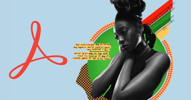 """Adobe """"bắt tay"""" với rapper Simz, truyền cảm hứng cho người dân tộc thiểu số theo đuổi sự nghiệp sáng tạo"""