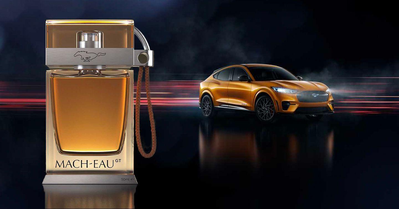 """Ford chế tạo nước hoa """"mùi xăng"""" dành cho những tín đồ ô tô điện hoài niệm"""
