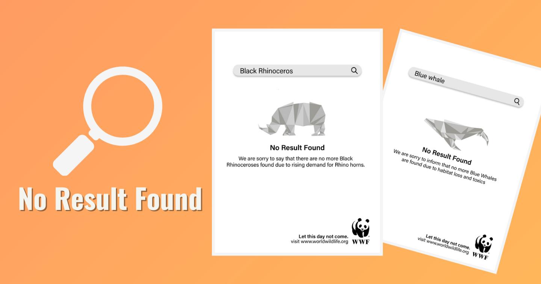 """Các loài động vật sẽ biến mất trên trang tìm kiếm: Thông điệp """"rúng động"""" từ WWF"""