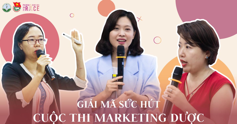 PharMarketing Race - cuộc thi đầu tiên về Marketing Dược thu hút sự quan tâm của hàng ngàn sinh viên Y Dược miền Bắc