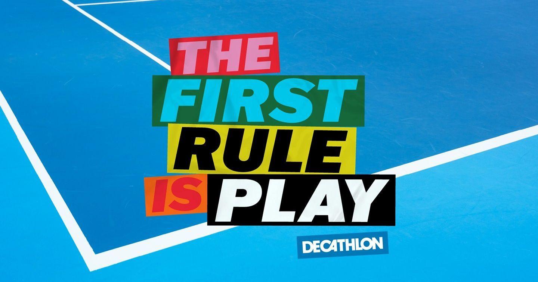 Decathlon bắt tay với Ogilvy Singapore ra mắt campaign đầu tiên của thương hiệu: The First Rule Is PLay
