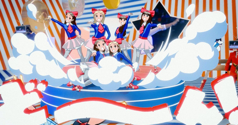 BBC ra mắt quảng cáo tràn ngập anime và J-pop cho Thế vận hội Tokyo 2020