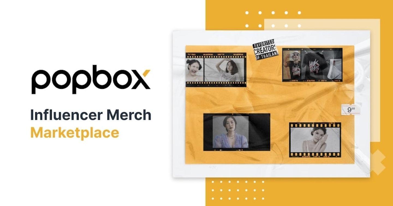 AnyMind Group ra mắt trang bán hàng trực tuyến dành riêng cho người ảnh hưởng, Popbox
