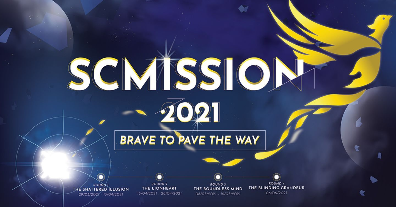 CHÍNH THỨC PHÁT ĐỘNG CUỘC THI SCMISSION 2021