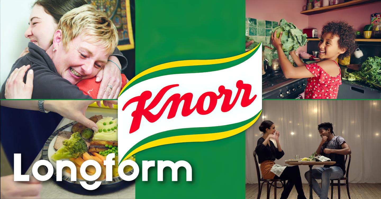 Series quảng cáo Knorr: Bật mí mối liên hệ mật thiết giữa con người và thực phẩm