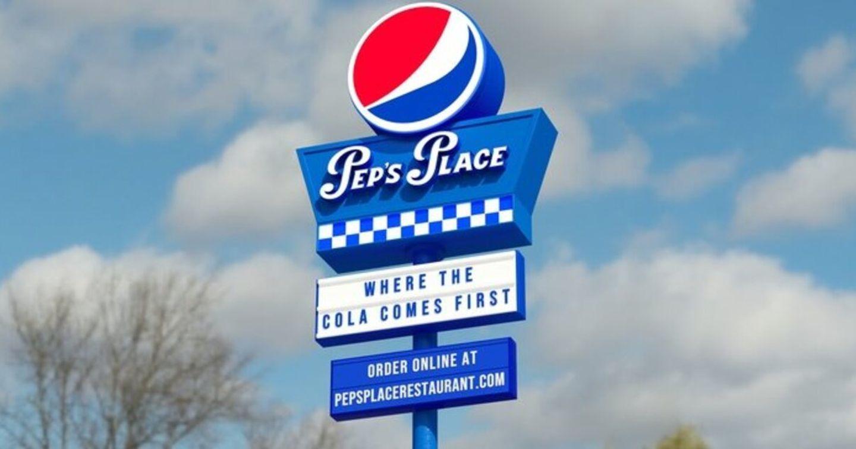 """Pepsi chính thức khai trương nhà hàng """"ảo"""" Pep's Place với trải nghiệm """"ngược đời"""": Beverages Come First"""
