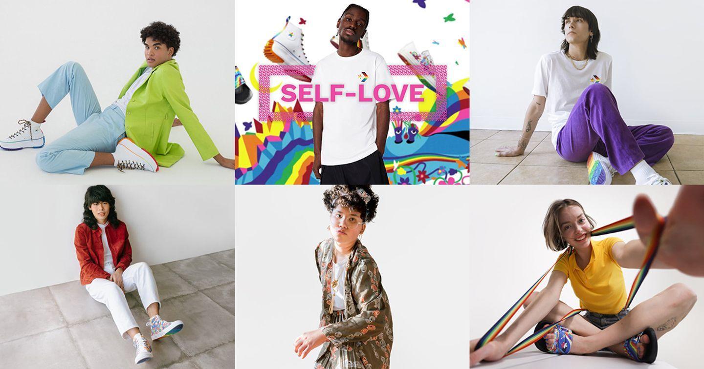 9 bộ sưu tập hút mắt nhất Pride Month 2021 từ các thương hiệu lớn