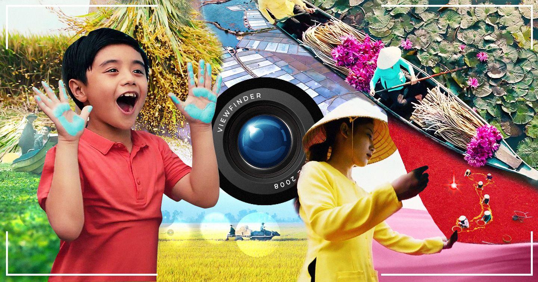 """Những mảng màu sống động về một """"Việt Nam Tươi Đẹp"""" qua ống kính của Viewfinder"""