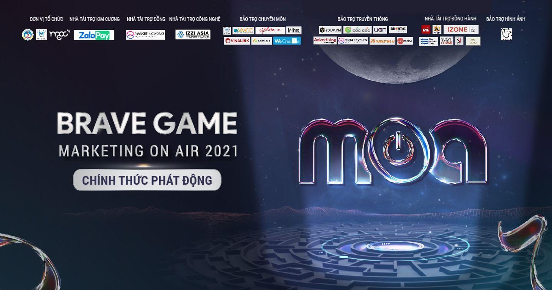 MARKETING ON AIR 2021 - Sự trở lại bứt phá của cuộc thi Marketing hàng đầu dành cho sinh viên trên toàn quốc