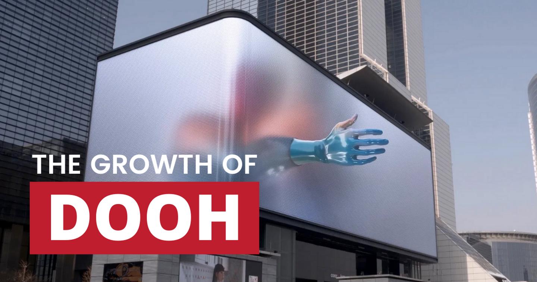 Quảng cáo kĩ thuật số ngoài trời có thể đạt 50 tỷ USD vào năm 2026