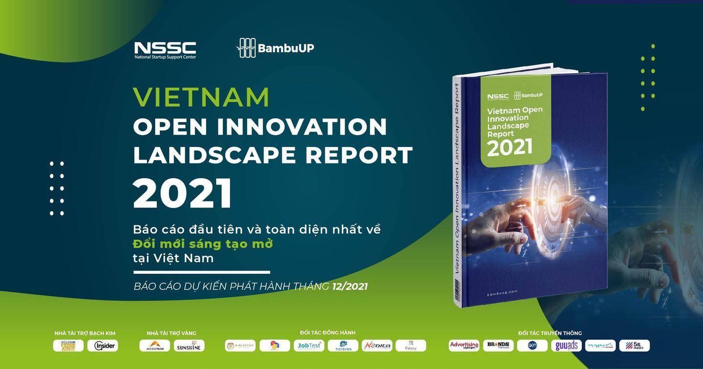 """Họp báo khởi động Dự án phát hành Báo cáo """"Toàn cảnh Đổi mới sáng tạo mở Việt Nam 2021"""""""