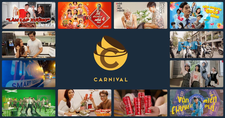 Điểm danh những chiến dịch Tết ấn tượng từ Independent Agency Carnival