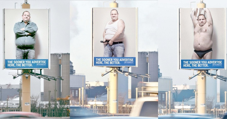 Những tấm biển quảng cáo ngoài trời sẽ khiến bạn bật cười