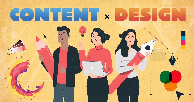 """Content Writer và Designer: Bí kíp dung hòa để trở thành cặp đôi """"bất khả chiến bại"""" trong sáng tạo"""