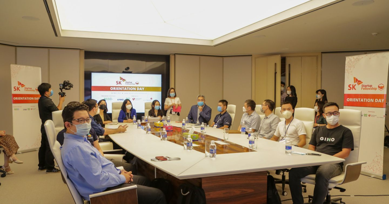 SK Startup Fellowship 2021, Batch #2 công bố Top 13 Startup xuất sắc