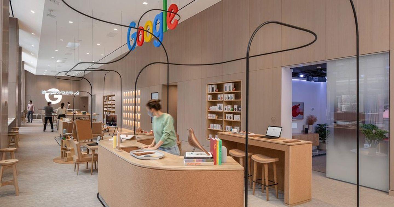 Có gì bên trong cửa hàng bán lẻ đầu tiên của Google tại New York?
