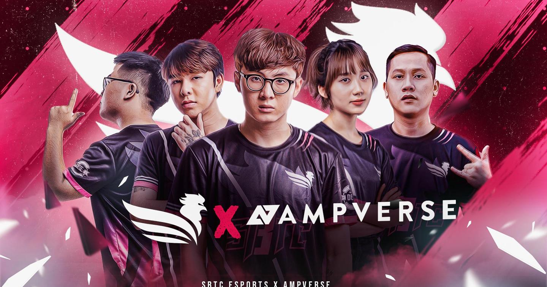 SBTC Esports - Đội tuyển thể thao điện tử nổi tiếng nhất Việt Nam chính thức gia nhập Ampverse