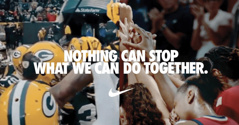 Câu chuyện đằng sau những chiến dịch quảng cáo thành công của Nike