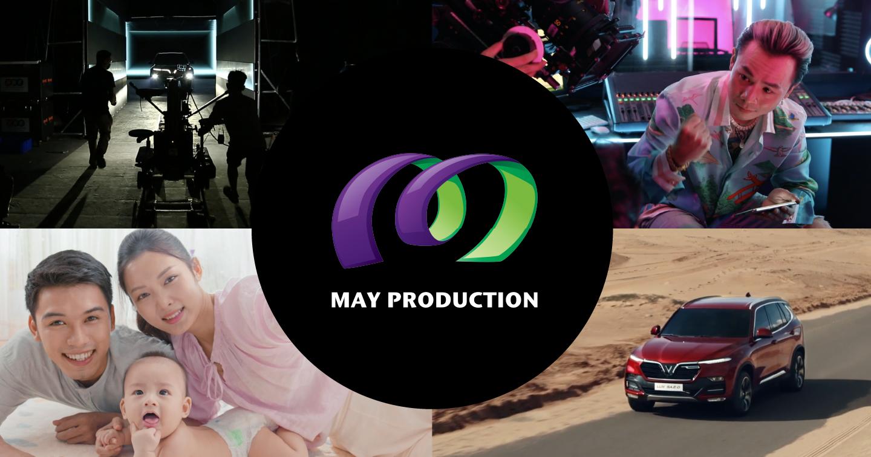 MAY Production - Điều gì đã tạo nên nhà sản xuất dẫn đầu thị trường TVC Việt Nam?