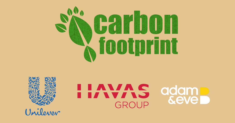Unilever, Adam&Eve và Havas cam kết đo lượng khí thải CO2 trong quá trình thực hiện chiến dịch quảng cáo