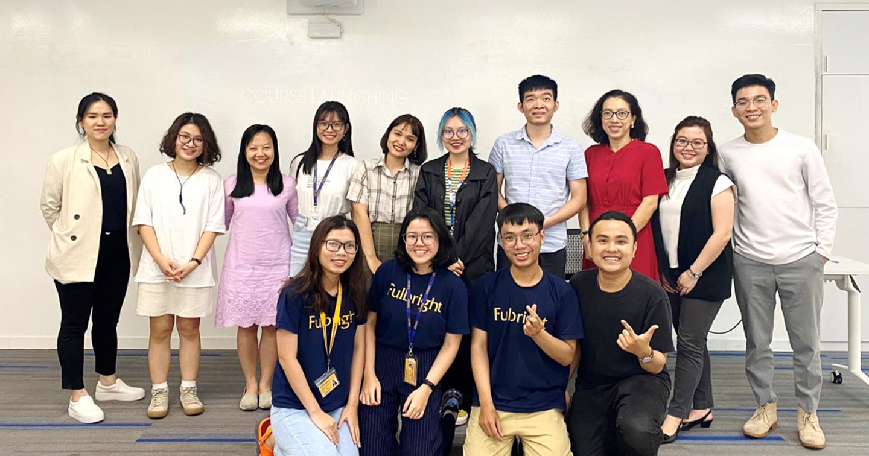 """Young Marketers X Đại Học Fulbright Việt Nam hợp tác ra mắt khóa học """"Marketing Foundation For The Next Vietnamese Change-Makers"""""""