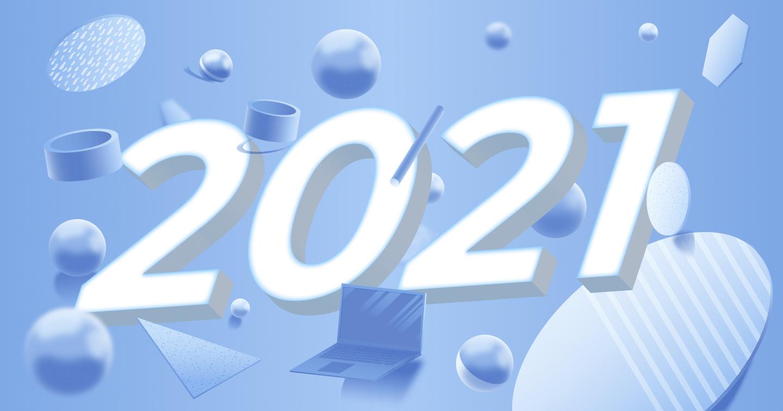[Infographic] 6 xu hướng ứng dụng thiết kế trong năm 2021