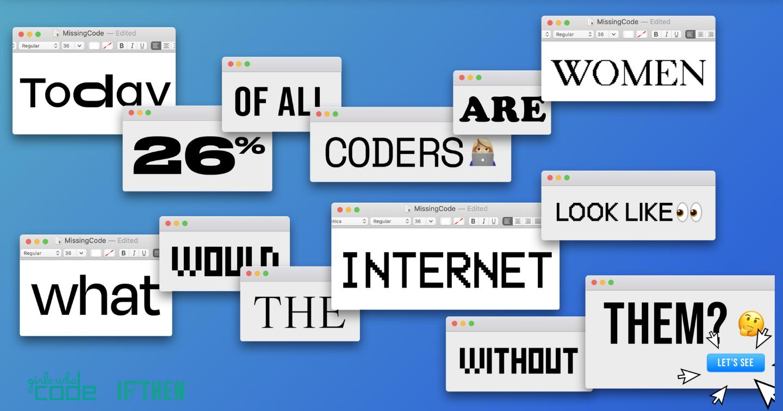 Điều gì sẽ xảy ra nếu thế giới không có sự tồn tại của nữ lập trình viên?