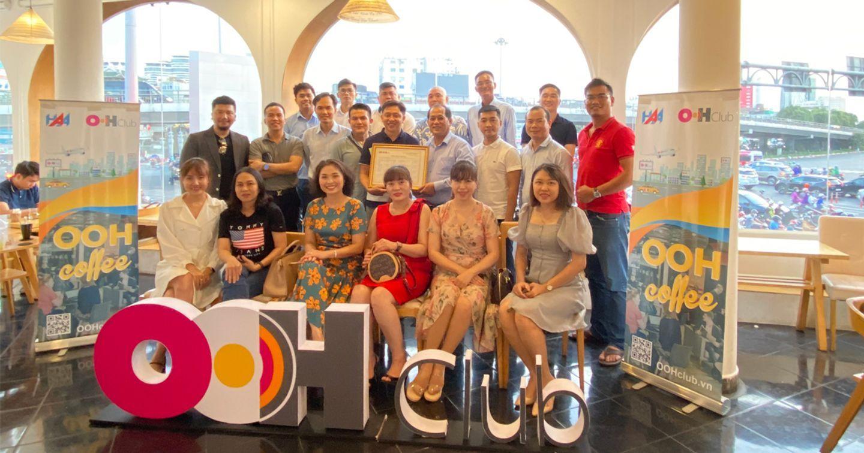 Chủ bảng OOH toàn quốc ký kết hợp tác phát triển đầu năm 2021