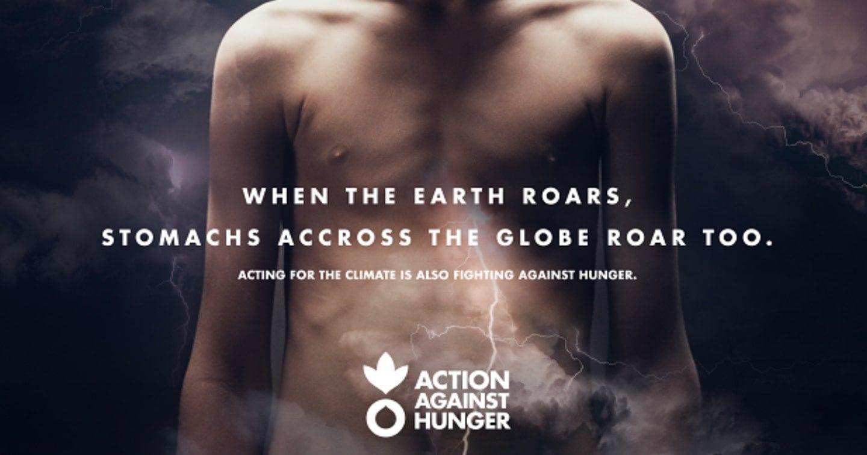 Chiến dịch sử dụng âm thanh của biến đổi khí hậu để nâng cao nhận thức về nạn đói