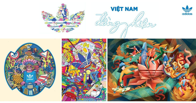 Chiêm ngưỡng top 3 tác phẩm đoạt giải cực ấn tượng của cuộc thi Việt Nam Đồng Hiện