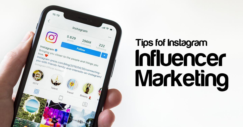 Instagram chia sẻ mẹo cho chiến lược Influencer Marketing