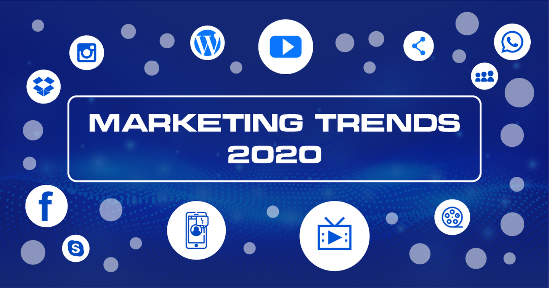Điểm qua top 3 xu hướng marketing nổi bật của năm 2020