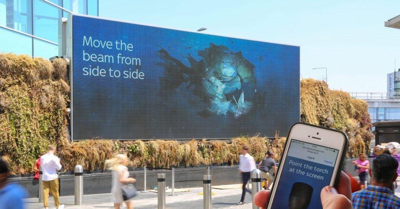 WCRS & Sky Ocean báo động đỏ tình trạng ô nhiễm đại dương qua chiến dịch quảng cáo OOH
