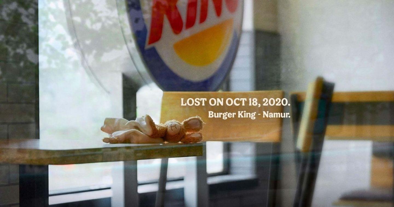 Đoàn tụ với đồ vật thất lạc tại Burger King