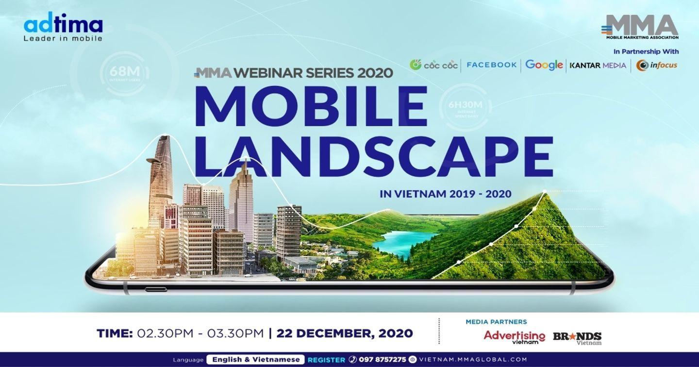 MMA kết hợp cùng Adtima đưa ra báo cáo về hệ sinh thái Mobile Marketing ở Việt Nam 2019 – 2020