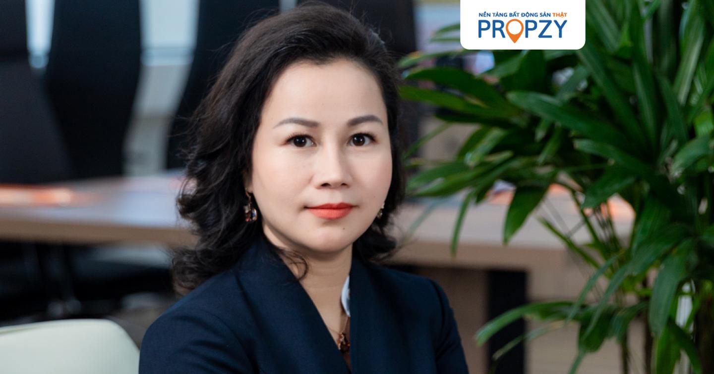 Propzy bổ nhiệm tân CMO bà Phạm Minh Nguyệt